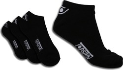 Topspin Crew Sport Socks 3 Pack TOCSK3PS