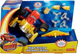 Fisher Price Blaze & The Monster Machines: High-Flying Morpher - Blaze