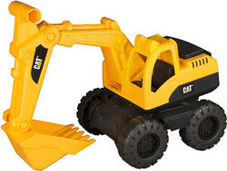 Toy State Cat: Construction Crew - Excavator