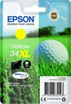 Epson 34XL Yellow (C13T34744010)
