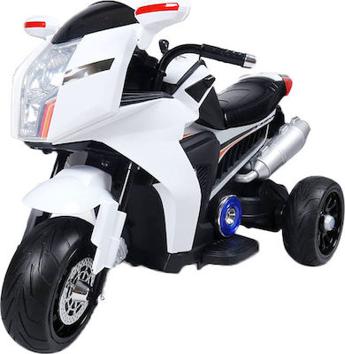 Electric Motorbike 6V 017.6288 White