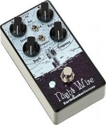 EarthQuaker Devices Night Wire Harmonic Tremolo EQDNWR