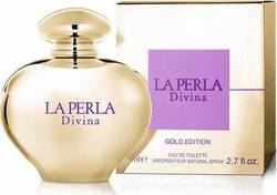La Perla Divina Gold Edition Eau de Toilette 80ml