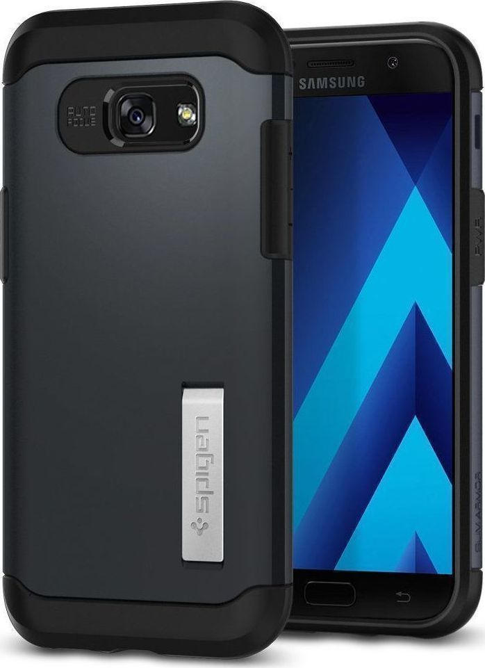 promo code 12613 29fce Spigen Slim Armor Μπλε (Galaxy A5 2017)