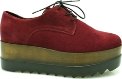 Smart Cronos 6334-03 Bordeaux Suede