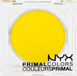 Nyx Professional Makeup Primal Colors Hot Yellow