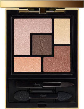 Ysl Couture Palette 5 Colors 14 Rosy Contouring
