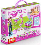 Engino Inventor Girl 10 Models