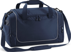 Quadra QS77 Teamwear Locker Bag French Navy / Light Grey 30lt