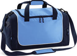 Quadra QS77 Teamwear Locker Bag Sky Blue / French Navy 30lt