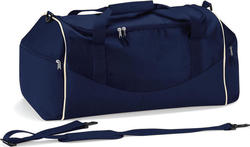 Quadra QS70 Teamwear Holdall Navy / Putty 55lt