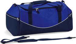 Quadra QS70 Teamwear Holdall Bright Royal / French Navy / White 55lt