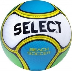 Select Sport Beach Soccer No 5 White - Blue - Green 10577