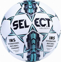 Select Sport Velocity IMS No 5 Black - Green 10951