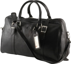 Tuscany Leather Berlin TL1014 Black 45cm