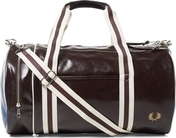 Fred Perry Classic Barrel L4305-344 Chocolate 26cm