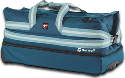 Outwell Excursion 95 Wheel Duffle Blue 75cm