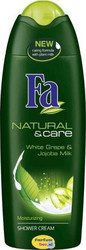 Fa Natural & Care White Grape & Jojoba Milk 750ml