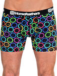 HORSEFEATHERS SIDNEY BOXER SHORTS CONDOMS