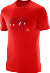 Salomon Road Trip Ss Tee 393751