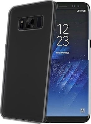 Celly Gelskin Μαύρο (Galaxy S8)