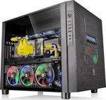Thermaltake Core X5 Tempered Glass Edition Cube Chassis