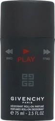 Givenchy Play Man Deodorant Roll-On 75ml