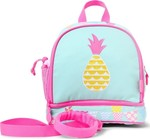 Penny Scallan Junior Backpack With Safety Rein - Pineapple Bunting PMRPB