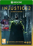 Injustice 2 (Ultimate Edition) XBOX ONE