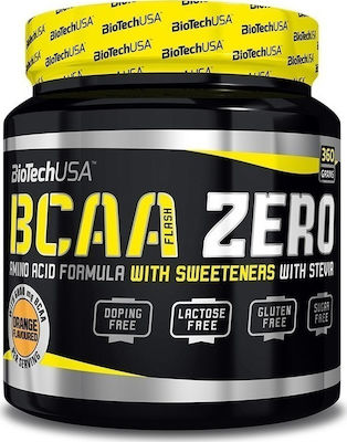 Biotech USA BCAA Flash Zero 360gr Peach Ice Tea Peach