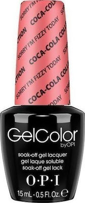 OPI Gelcolor Sorry I'm Fizzy Today GCC35