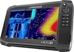 Lowrance HDS-9 Carbon with TotalScan (χωρίς αισθητήριο)