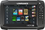 Lowrance HDS-7 Carbon with TotalScan (χωρίς αισθητήριο)