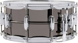 LUDWIG LB-417 6,5'' x 14 '' Black Beauty'' Ταμπούρο