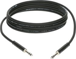 Klotz Cable 6.3mm male - 6.3mm male 0.6m (MK-060TB)