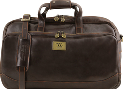 Tuscany Leather Samoa TL141452 Dark Brown 50cm