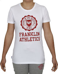 Franklin and Marshall Athletics Tee W ( TSWF544ANAS7-0391 )