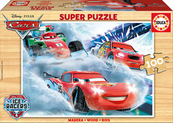 Cars 100pcs (16800) Educa