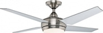 Hunter Sonic Brushed Nickel 50665