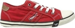 Mustang Canvas 1099302 Red