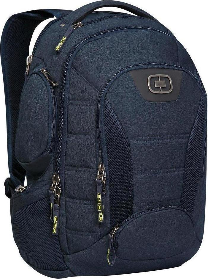 Ogio Bandit 17 Laptop Backpack 111074-563 Heathered Blue - Skroutz.gr