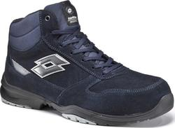 Lotto Flex Evo Mid 800 S1204 S3 HRO SRC Navy dark/ Titan grey