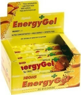 High5 EnergyGel Plus 5 x 40gr Πορτοκάλι