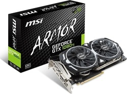 MSI GeForce GTX 1080 Ti 11GB (TI Armor 11G OC)