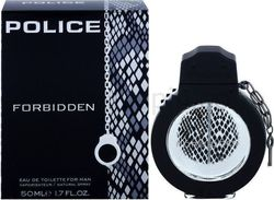 Police Forbidden for Man Eau de Toilette 50ml
