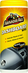 Armor All Dashboard Wipes Gloss Finish (36025)