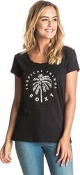 Roxy Bobby Twist Tropical Things - T-Shirt