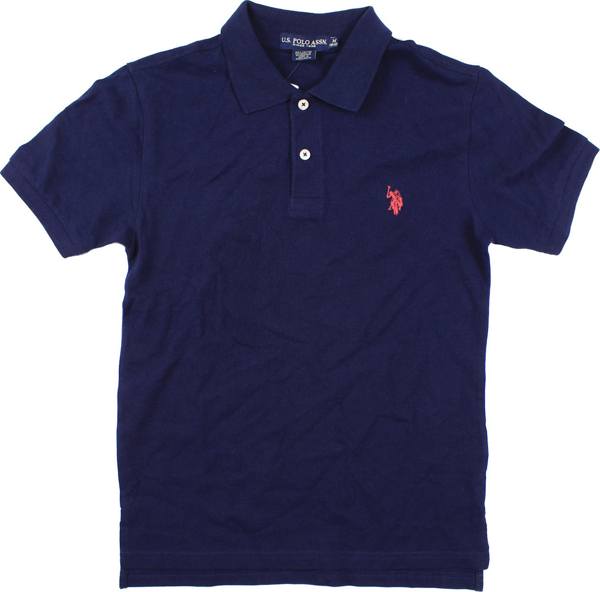 5beef9578b4 US POLO ASSN Polo T-shirt παιδικό 126650V1 CLNV - Skroutz.gr