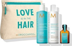 Moroccanoil Love Is In the Hair Moisture Repair Set