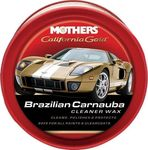 Mothers California Gold Brazilian Carnauba Cleaner Wax (05500) 355ml